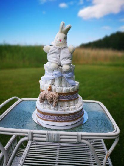 Kakku vaunulelulla